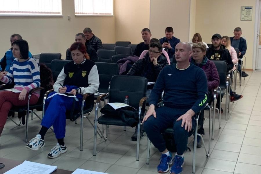 Участники семинара по антидопинговому обеспечению в Севастополе 25 февраля 2021