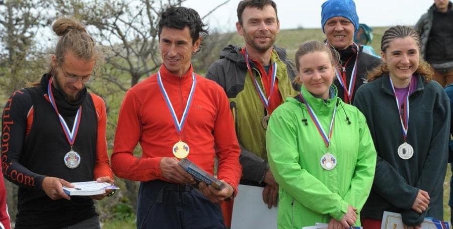 Победители 3 этапа Кубка России по альпинизму 2021